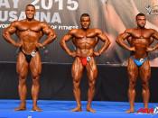 2015 EBFF Championships - Juniors BB over 75kg