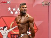 2018 Diamond Madrid, Day 1 - Classic BB 175cm