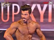 Men's Physique 173cm, Diamond Cup Kiev