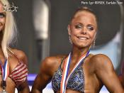 2017 Olympia Spain - Bodyfitness