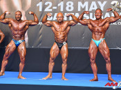 2015 EBFF Championships -  Masters BB 40_49y over 90kg