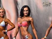 2015 EBFF Championships - Bikini 169cm
