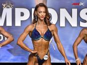2019 WFC - Bikini-Fitness 172cm plus