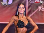 Bikini Fitness 162cm, Diamond Cup Kiev