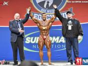 2016 Nordic - Legacy - Bodybuilding OVERALL