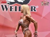 2018 Diamond Madrid, Day 2 - Master Bodyfitness