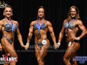 2020 Diamond Prague Women's Physique