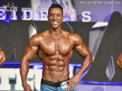 2017 Olympia Spain - Muscular MPh