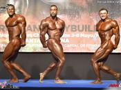 2017 European - BB 100kg and 100kg plus