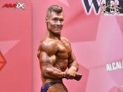 2018 Diamond Madrid, Day 2 - Bodybuilding 80kg