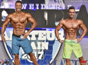 2017 Olympia Spain - Muscular MPh OVERALL