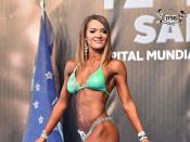 2015 EBFF Championships - Bikini 160cm