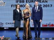 2017 Riga - Fitmodel Mikhailenko 1