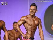 2017 Olympia Spain - MPh 173cm