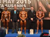 2015 EBFF Championships - Juniors BB 75kg