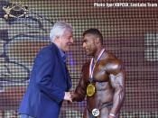 2016 World Champ - Bodybuilding OVERALL