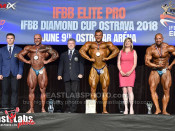 2018 Diamond Ostrava, BB 100kg plus