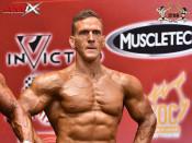 2018 Diamond Madrid, Day 2 - Bodybuilding 85kg