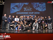 2018 Diamond Luxembourg, Officials