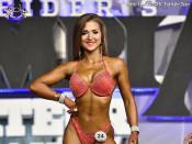 2017 Olympia Spain - Bikini 160cm