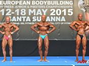2015 EBFF Championships - Masters CBB over 50y