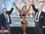 Master Bodyfitness Overall - 2019 European Championships