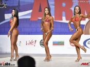 2017 AC USA Bikini OVERALL