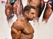 2020 FMC Pro - Master Bodybuilding