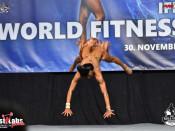 2019 WFC - Fitness 163cm