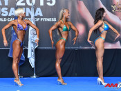 2015 EBFF Championships - Juniors Fitness