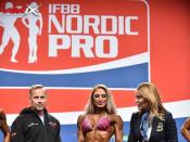 2018 Nordic Elite PRO - Bodyfitness