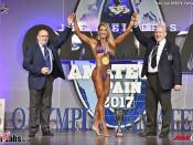 2017 Olympia Spain - Bodyfitness OVERALL