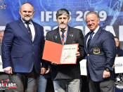 2019 WFC - Opening Ceremony and Official Awards