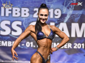 2019 WFC - Bodyfitness 168cm plus