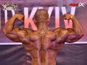 Bodybuilding 80kg plus, Diamond Cup Kiev
