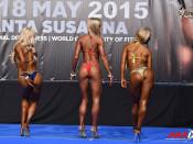 2015 EBFF Championships - Bikini 166cm