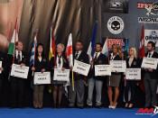 2015 EBFF Championships - Backstage Sunday