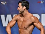 2019 WFC - Men's Fitness Open