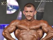 2017 Olympia Spain - BB 75kg