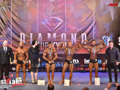 Classic Physique, Diamond Cup Kiev