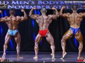 2016 World Champ - Bodybuilding 85kg