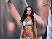2015 EBFF Championships - Junior Bikini over 166cm
