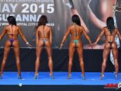 2015 EBFF Championships - Master Bikini