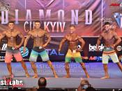 Men's Physique Overall, Diamond Cup Kiev