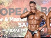 2017 European championships - Awards Friday 3