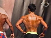 2015 EBFF Championships - Junior Mens Physique 170cm