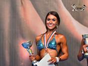 2015 EBFF Championships - Juniors BFitness over 160cm