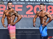 2018 European - Sunday, Muscular MPh