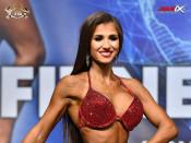 2019 WFC - Bikini-Fitness 166cm