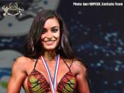 2015 World Salvador - Bodyfitness